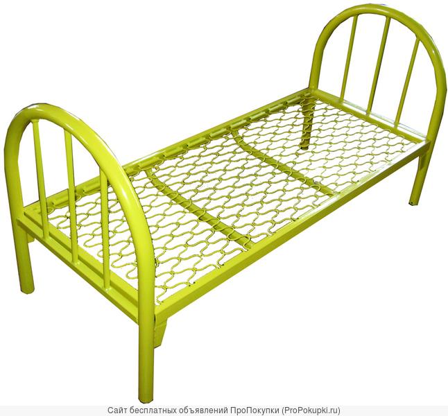 Кровати металлические двухъярусные для рабочих,кровати одноярусные,