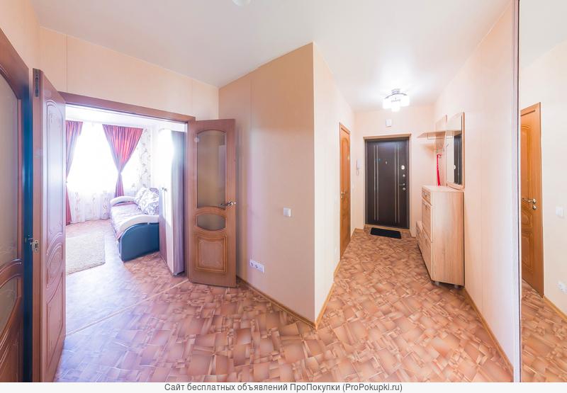 Посуточная аренда уютной квартиры в новом доме