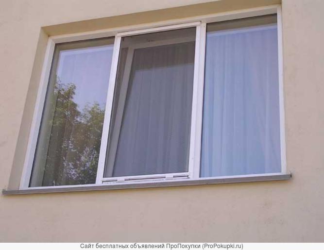 Окна ПВХ,Балконы и Лоджии без Посредников под ключ по низким ценам