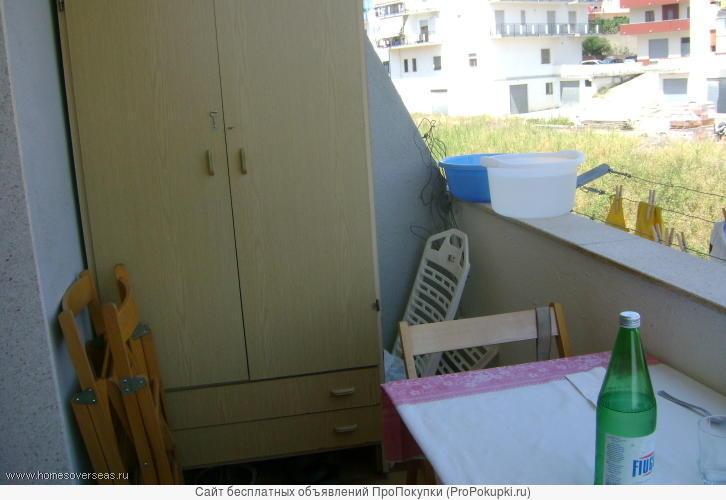 Квартира-студия вблизи моря