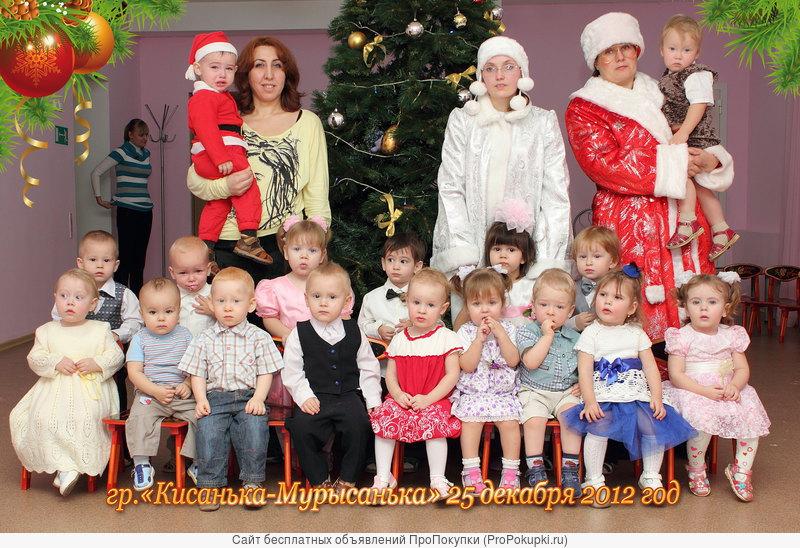 Профессиональная Видеосъёмка и монтаж детского Новогоднего утренника в Ижевске