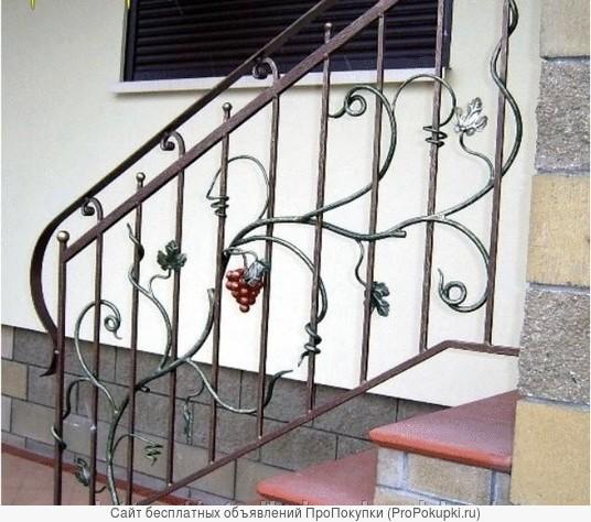 ворота,калитки,заборы,козырьки,ограждения в Старом Осколе