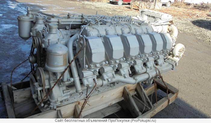 Двигатель 8401 650 л/с турбо