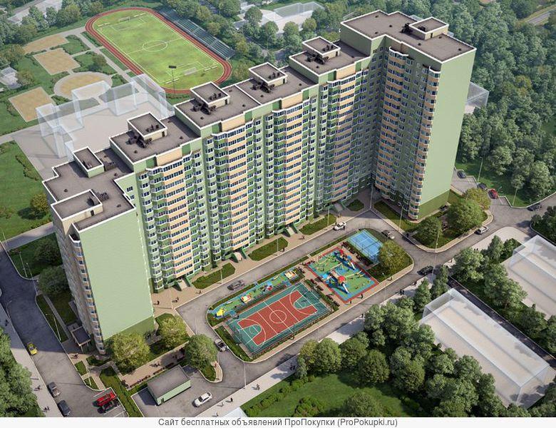 Сдается двухкомнатная квартира большая в новом доме с евроремонтом