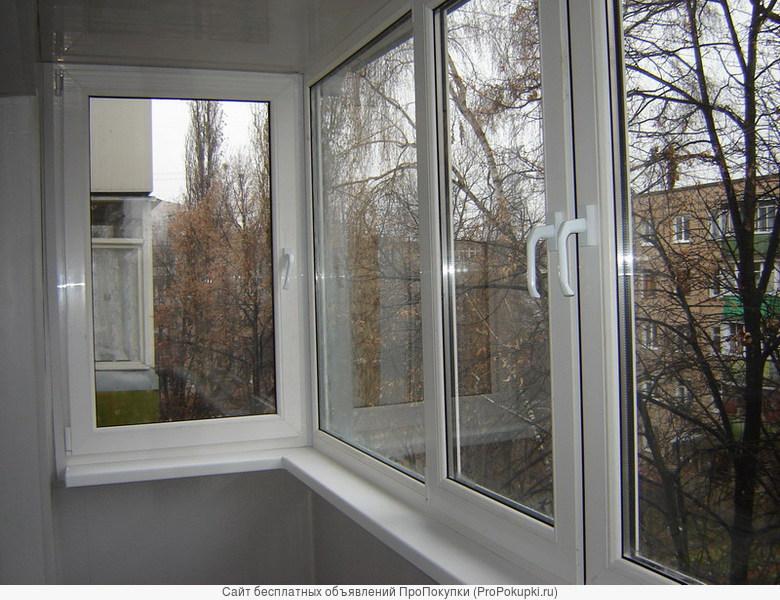 Пластиковые окна, двери