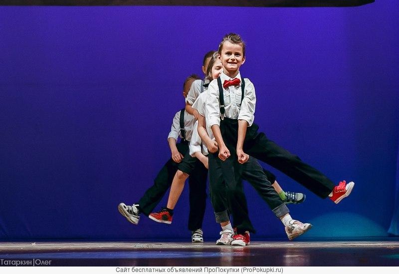 В школе танцев Study-on открыт набор на детский хип-хоп