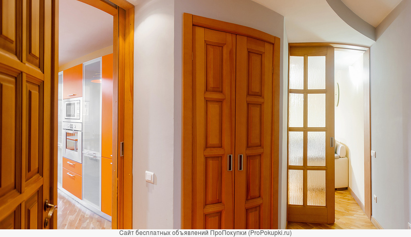 Продам 4-х комнатную квартиру, Кировский р-он, пер. Черемховский