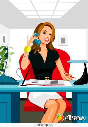 Администратор в офис