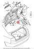 Амортизатор багажника (газовый упор) Audi A4, seat