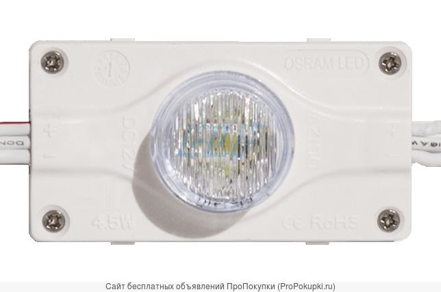 Модуль светодиодный для торцевой подсветки ELF EDGE-400
