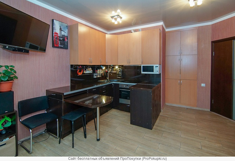 Функциональная 2х комнатная квартира в лучшем районе Краснодара
