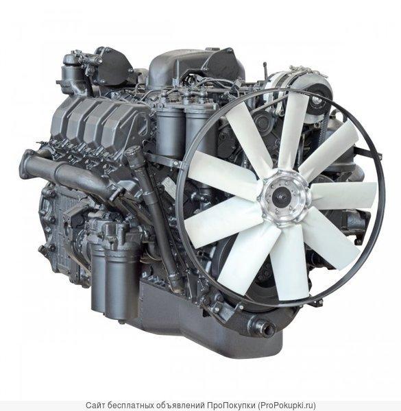 Двигатель ТМЗ 8424.10-06 для погрузчика БелАЗ 7821