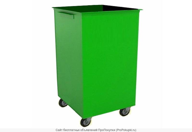 Продам контейнер под мусор ТБО