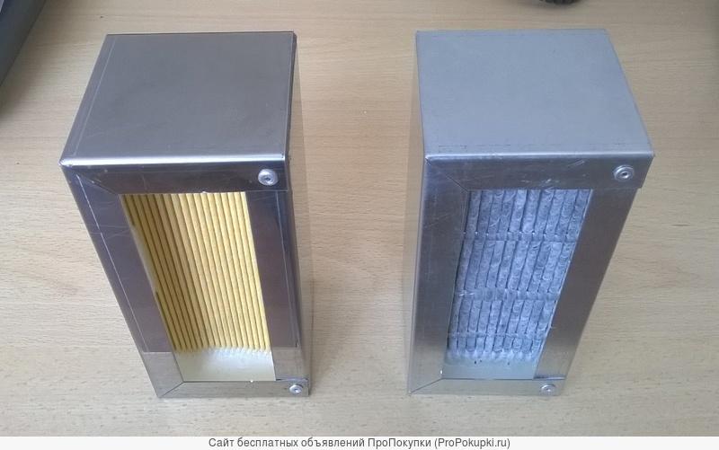 Изготовление аналогов фильтрующих элементов