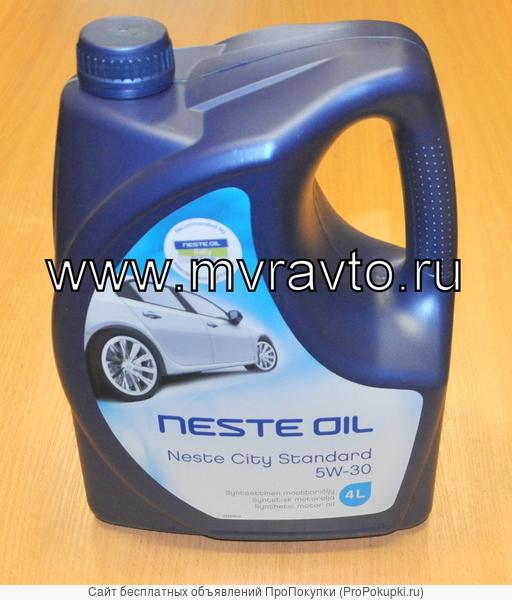 Моторное масло NESTE OIL
