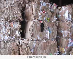 Куплю Картон, гофрокартон, макулатуру МС-5Б в Екатеринбурге