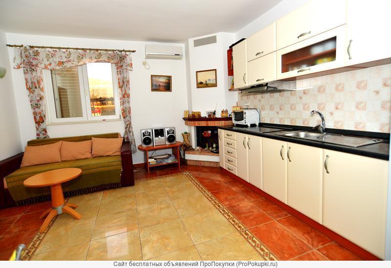 Сдам апартаменты на берегу моря в Черногории пляж Кумбор