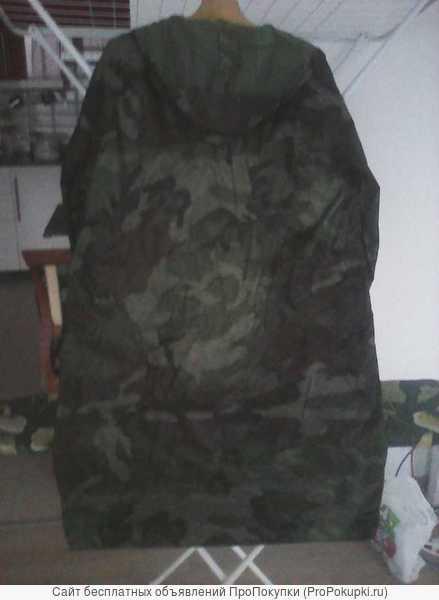 плащ мужской дождевик 50-52 размер