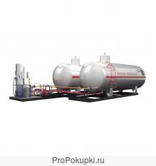 Газозаправочные станции модульные АГЗС