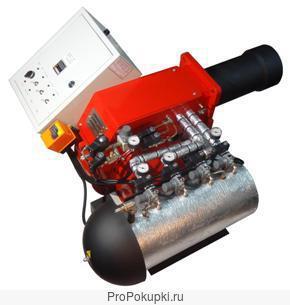 Горелка на отработанном масле AL-120Т (600-1600 кВт)