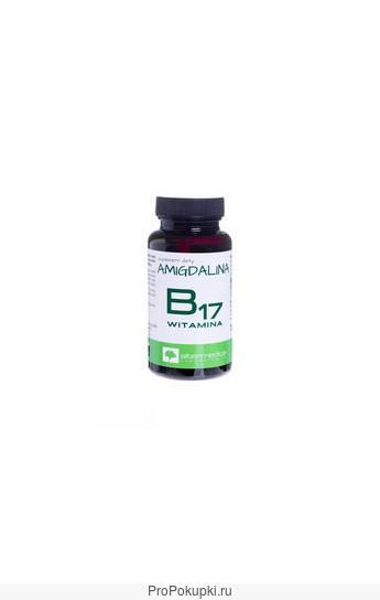 Altermedica, Witamina B17, Амигдалина, 60 шт