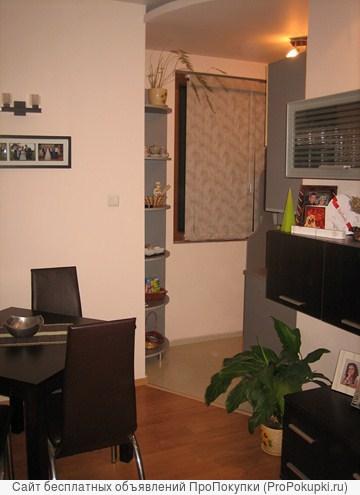 Двухкомнатная квартира с видом на море в г. Несебр