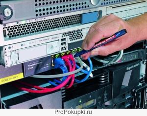Набор маркеров Edding 8407 для маркировки проводов