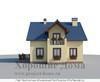 Дом из газобетона 9.7x10 158.4 кв.м.дом, коттедж, газобетон, эркер