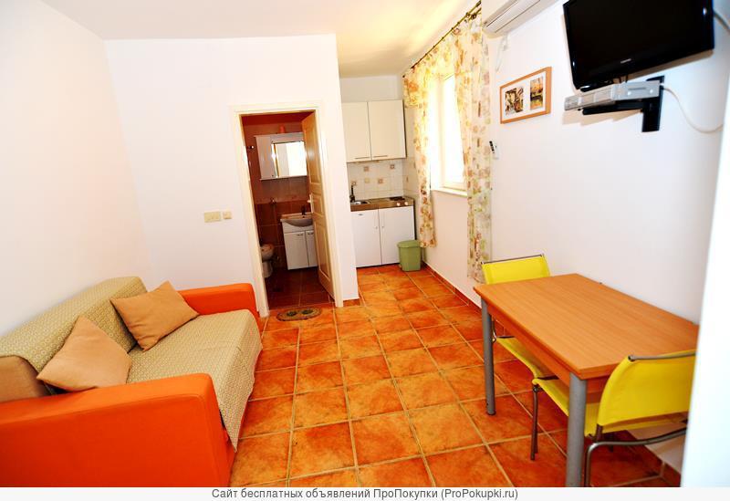Апартаменты в черногории на берегу моря купить