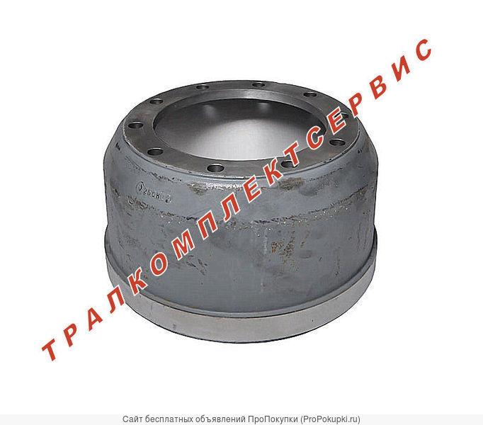 Барабан тормозной ЧМЗАП 9906-3502070