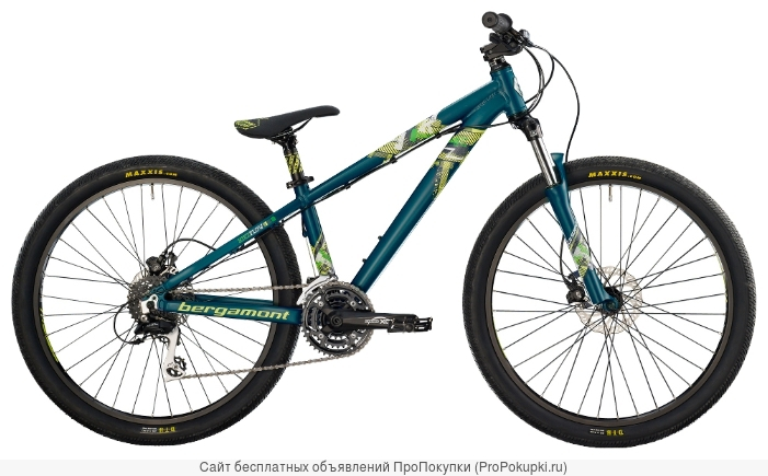 Комфортные немецкие велосипеды Bergamont.