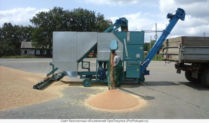 зерноочистительная машина