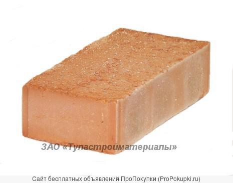 Кирпич строительный полнотелый М-125