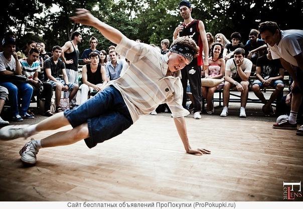 Обучение уличным танцам в Новороссийске (НОВЫЕ ГРУППЫ)