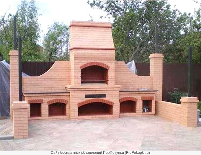 Дизайн печей и каминов