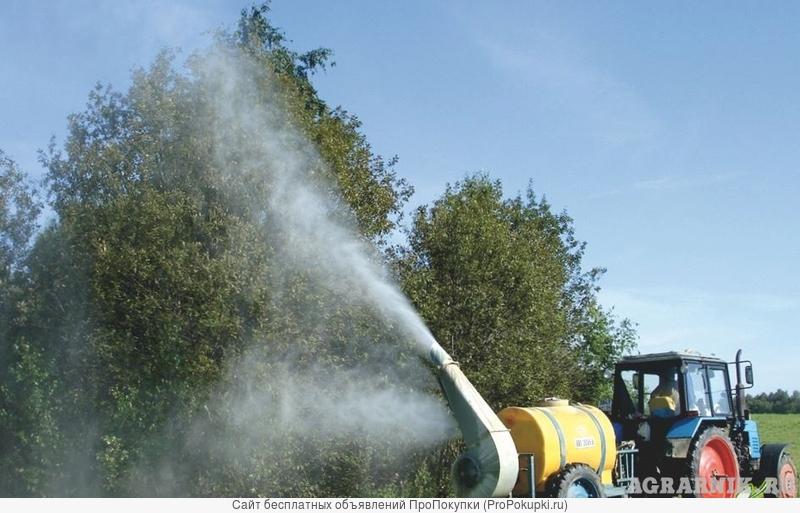 Агрохимия по защите плодового сада весной от фирмы Август