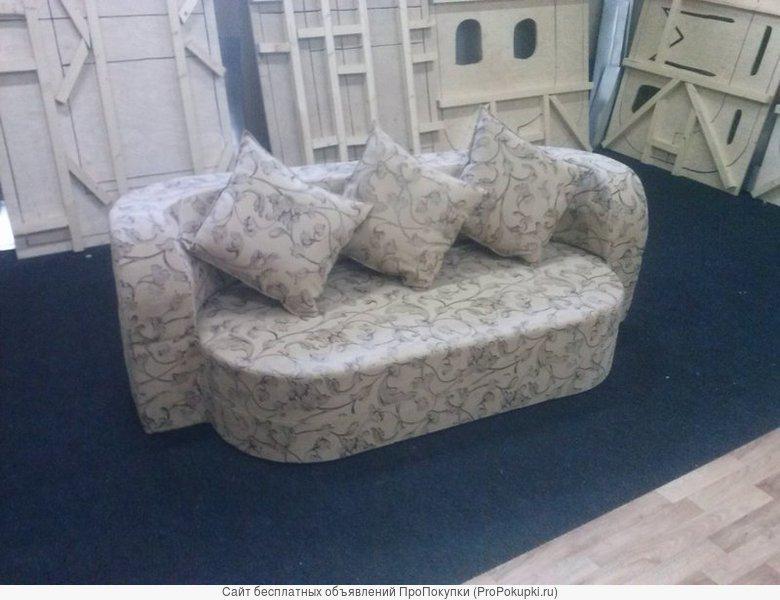 Бескаркасный диван Колибри