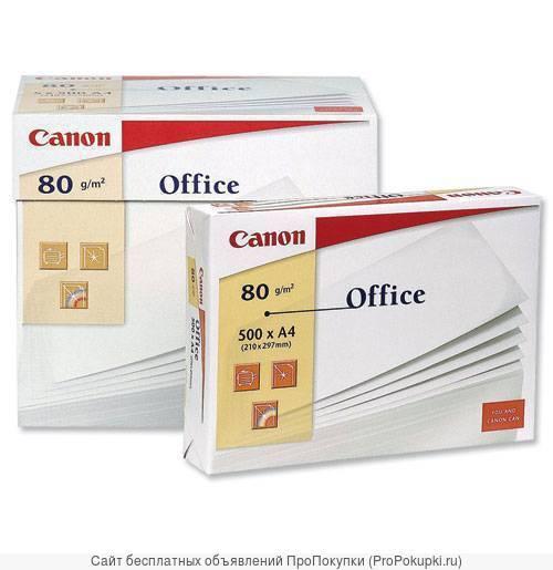 Куплю, приобрету офисную бумагу А4, 500 л., 80 г/м2