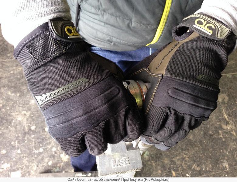 Рабочие профессиональные перчатки CLC (США) - fortlamps.ru