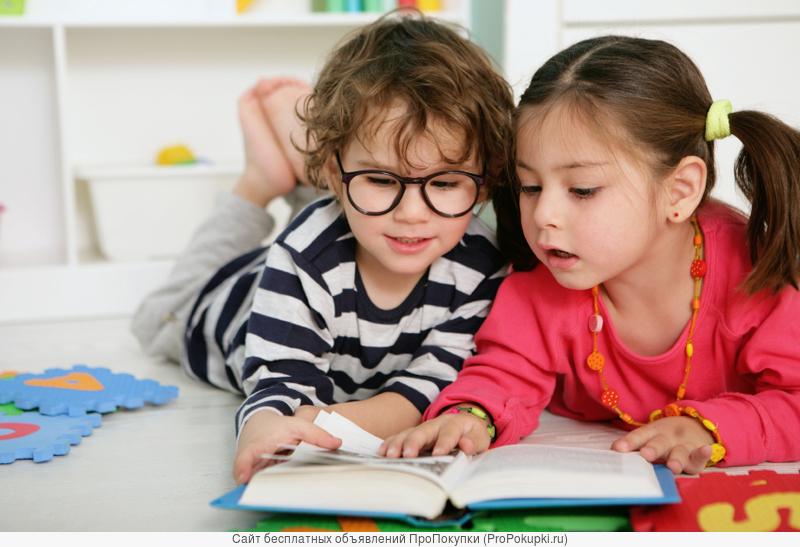 Занятия детям 5-7 лет