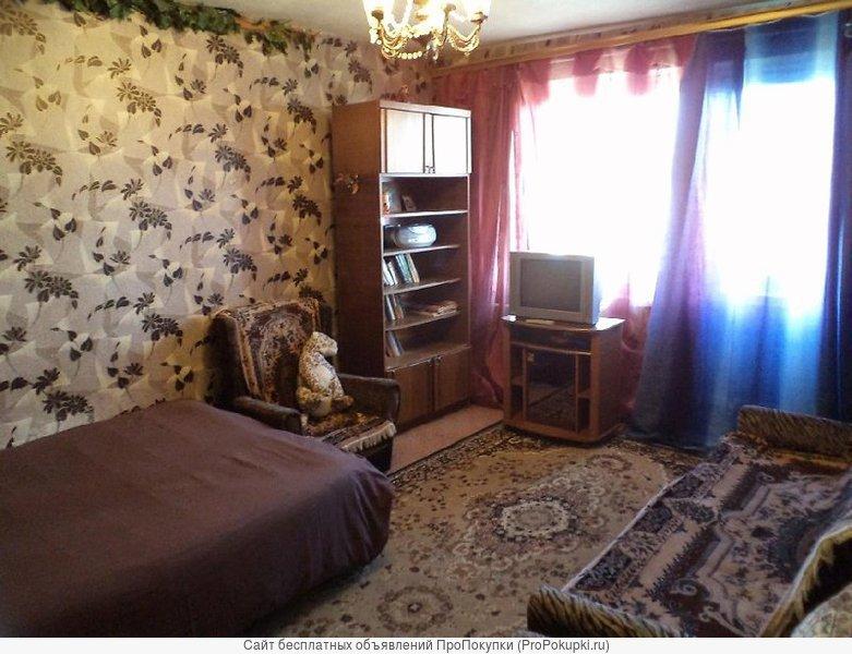 Продам большую теплую комнату