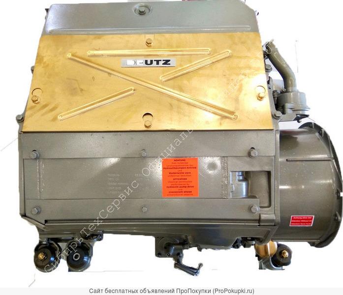 Двигатель Deutz BF4L914