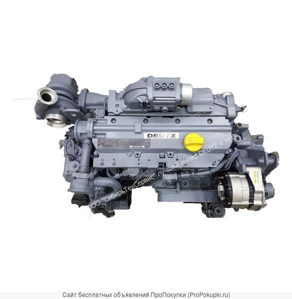Двигатель Deutz TCD2012 L04 2V M