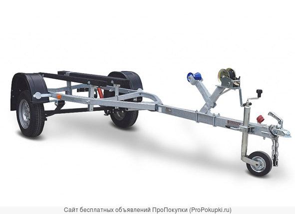 Легковой прицеп Дельфин 3,5 м для перевозки водной техники
