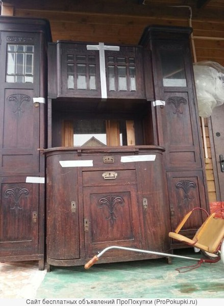 Куплю - мебель старинную в Троицке