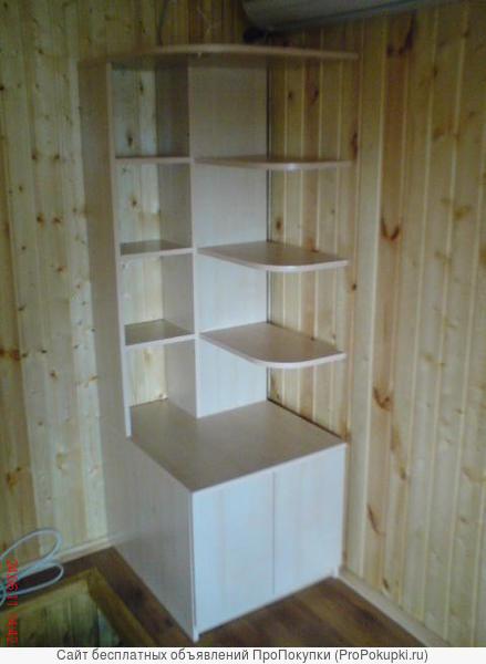 Изготовление шкафов и пеналов на заказ