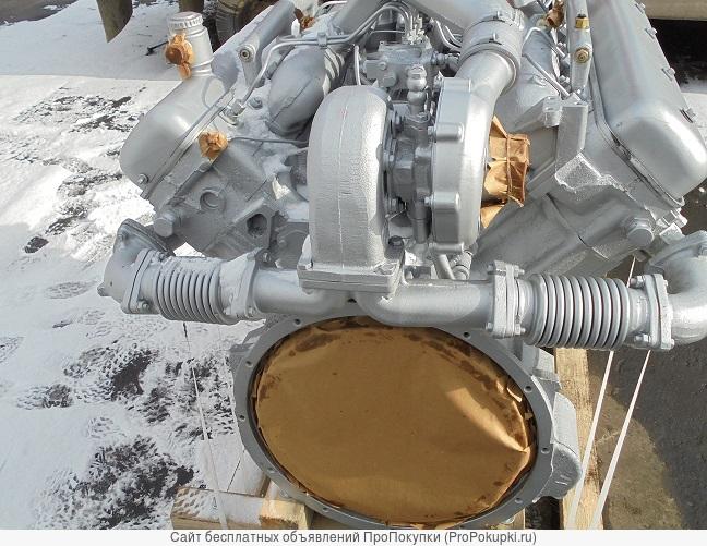 Двигатель ямз 238нд5 с хранения (консервация)