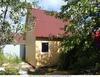 Строительство каркасного дома коньковая крыша 3,8х4,8м