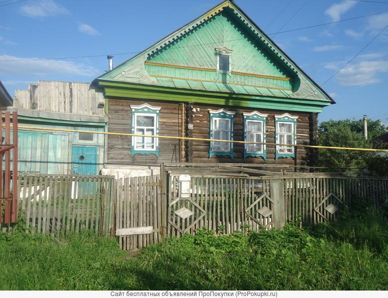 продается деревян.дом