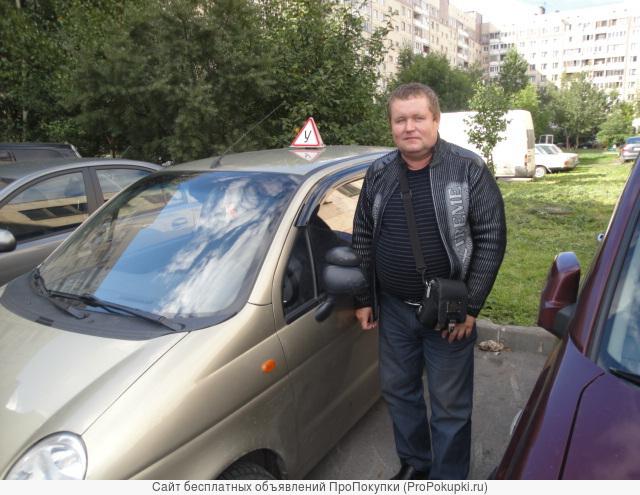 Инструктор по вождению на машине с АКПП в Спб,Колпино скидка 50%